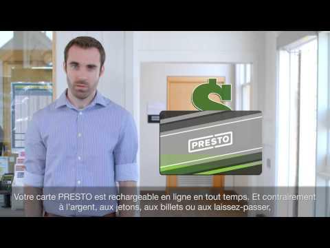 Comment utiliser votre carte PRESTO pour vous déplacer avec GO Transit – Partie 1