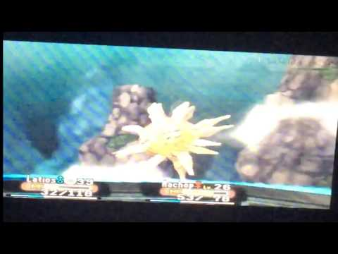 First video how to get HM04 DIVE POKEMON omega ruby /alpha sapphire