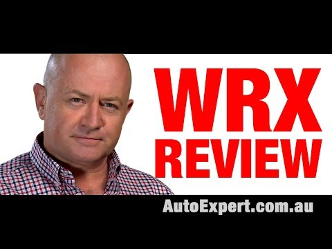2018 Subaru WRX Review | Auto Expert John Cadogan | Australia