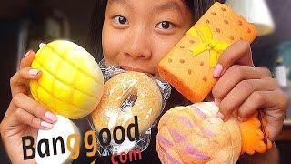 SUPER CHEAP SQUISHY PACKAGE!  Banggood.com