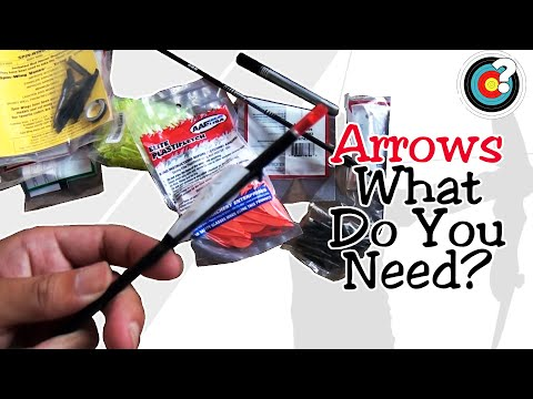 Archery | Buying Arrows - What Do I Get?
