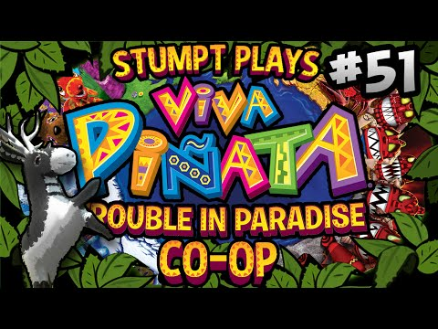 Viva Pinata: Trouble in Paradise - #51 - Go Nuts for Doe Nuts!
