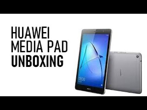 Huawei MediaPad T3 7 0 | Unboxing and Review - PakVim net HD