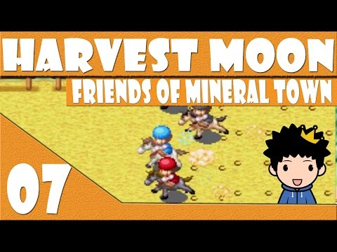 Episode 7   Spring Horse Races   Harvest Moon Friends of Mineral Town