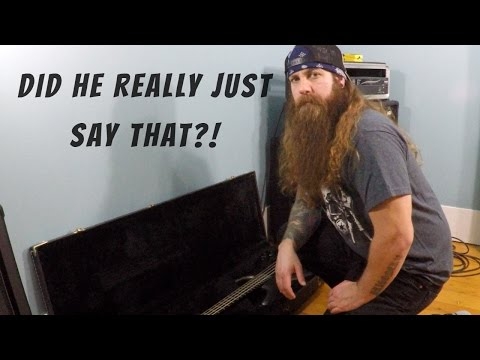 Things You'll Never Hear a Bass Player Say