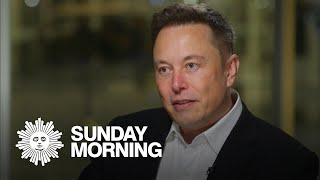 SpaceX CEO Elon Musk on the next giant leap for mankind