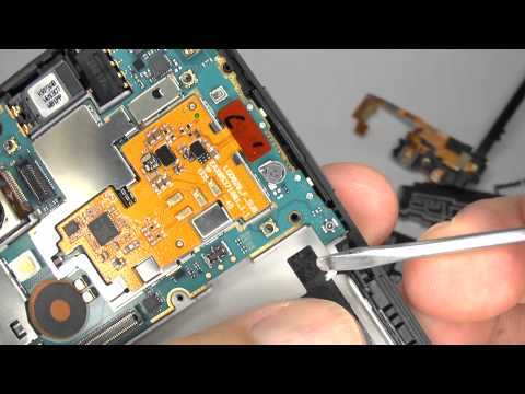 Nexus 5 Teardown - Disassembly & Assembly - Screen Repair & Case Replacement LG-D821 - 820