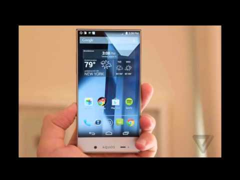 Sharp Aquos my thoughts