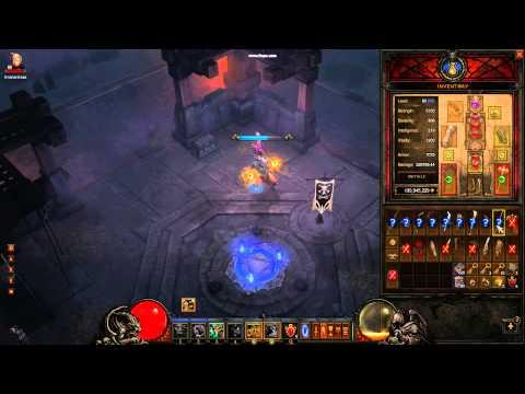 Diablo III secret legendary items farm
