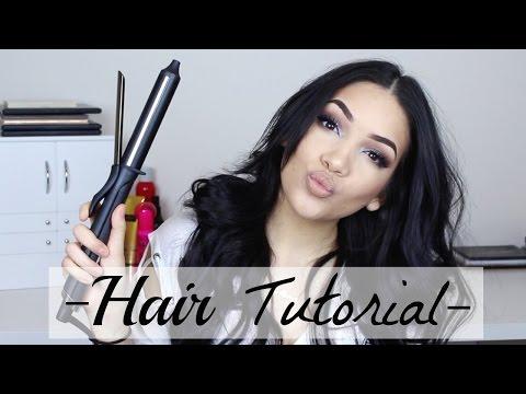 Easy, Fast Hair Waves using GHD | Hair Tutorial