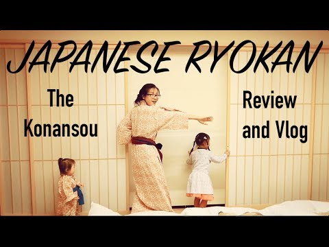 💕Best Japanese Traditional Ryokan in Kawaguchiko  |  Konanso 🏔