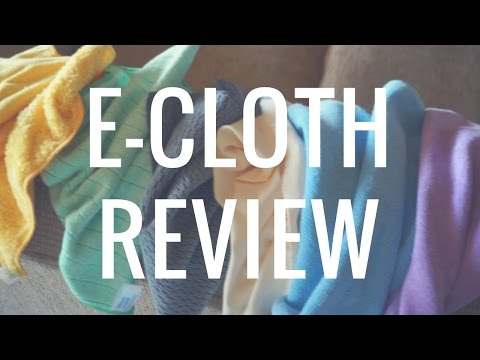 E-Cloth Review // Baby Products + How to Care for Them