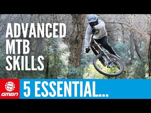 Five Advanced Skills To Master On Your Mountain Bike