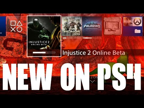 NEW PS4 Releases & 3 Beta's Launch this Weekend