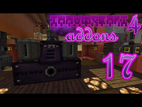 Minecraft - Thaumcraft 4 Addons #17 - Advanced Alchemical Furnace