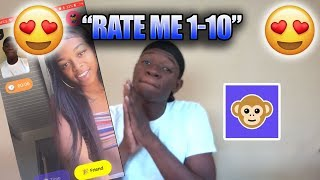 Rate girls app
