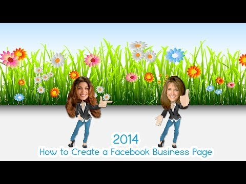 How to Create a Facebook Business Page 2014