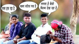 Spreading Happiness By Prank Shala | Laughing Prank In India || Prank Shala