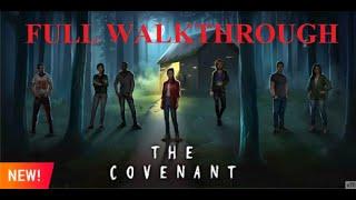 Adventure Escape Mysteries: The Covenant FULL Walkthrough [HaikuGames]