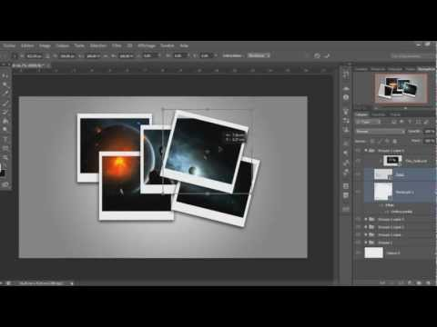 Effet Polaroid   Photoshop CS6   ECART6