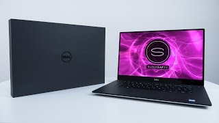 Dell XPS 15 (9560) Unboxing