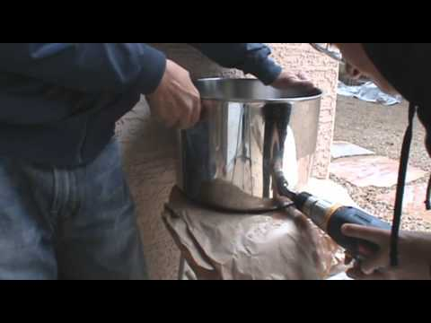 How To Install Valve On Stainless Steel Kettle