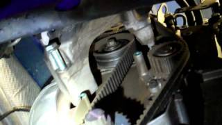 How To Replace The Timing Belt And Water Pump On Your Vw Beetle Golf