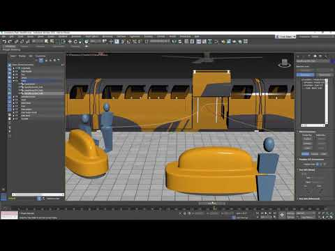 3ds Max Getting Started - Lesson 21 - Path Animation