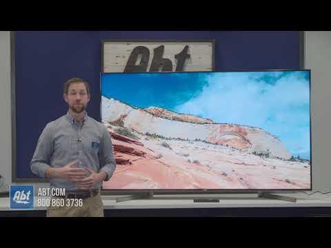 Overview: 2018 Sony 4K Full Array X900F Series - XBR75X900F