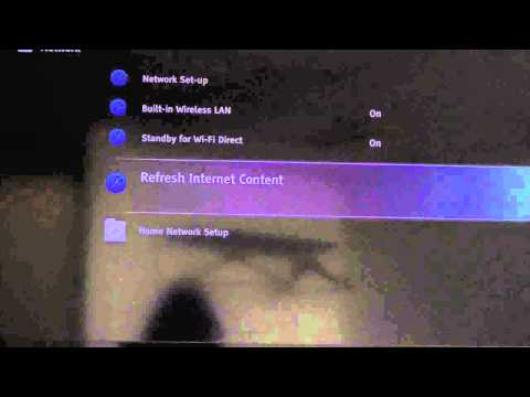 How to Configure a Sony TV with Unlocator