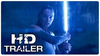 Star Wars 8 The Last Jedi Rey vs Luke Trailer (2017) Mark Hamill Sci-Fi Movie HD