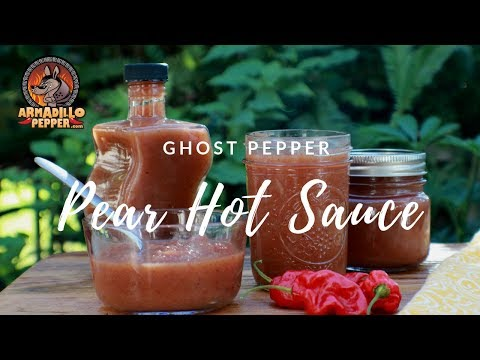 Xxx Mp4 Homemade Ghost Pepper Hot Sauce Recipe With Pears 3gp Sex