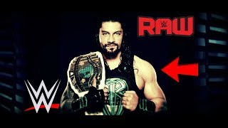 NEW Roman Reigns Intercontinental Title WWE PLANS Revealed news wwe results  wwe highlights