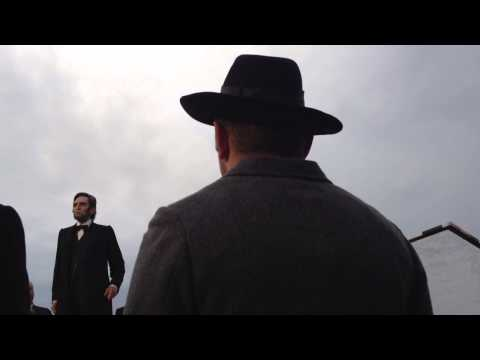 Abraham Lincoln's speech at Gettysburg