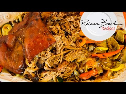 Cuban Pulled Pork Recipe: How to Make Pulled Pork