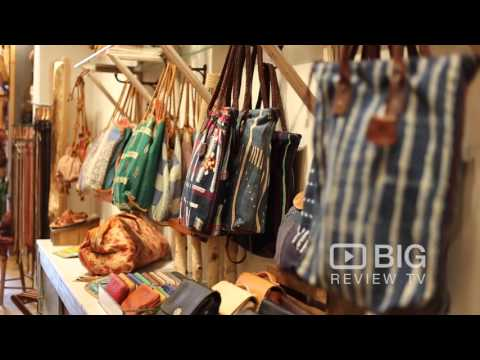 WILL Leather Goods, a Retail Store in New York selling Leather Bags or Leather Products