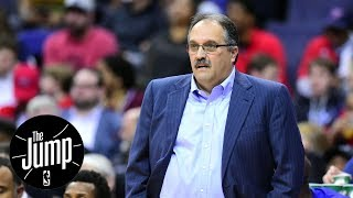 The Jump reacts to Pistons head coach blaming himself for team