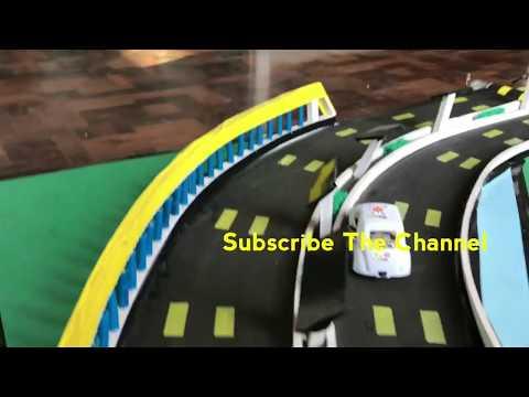 Advanced Highway Model   Road power Generation   roller barrier   solar system