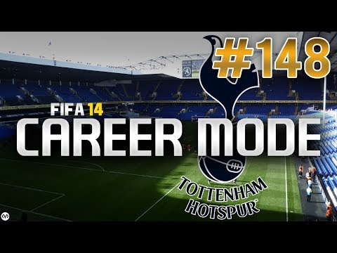 FIFA 14 | PS4 Career Mode | #148 | FA Cup Final v Stoke (LIVE)