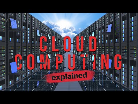 What Is Cloud Computing (Computing As A Utility)