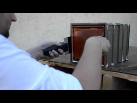 Glass Block Assembly Video