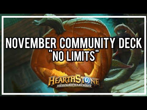 NOVEMBER Community Deck!