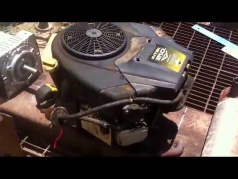 DIY custom 10,000 watt generator project.