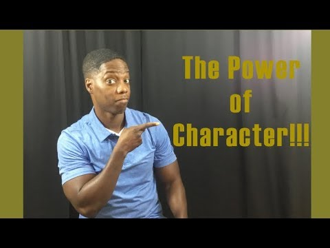 How to develop strong moral character | Conquer with Character | Self Growth| Personal Development