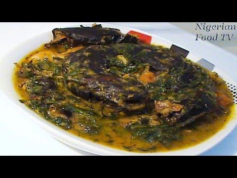 Ofe Owerri Soup | Nigerian Food Recipes