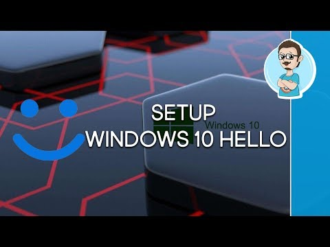 How To Configure Windows 10 Hello!