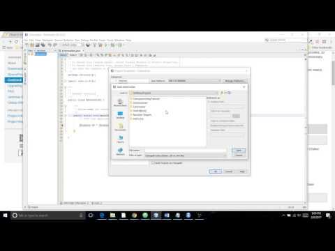 Install External Java JAR Library Easily in Netbeans