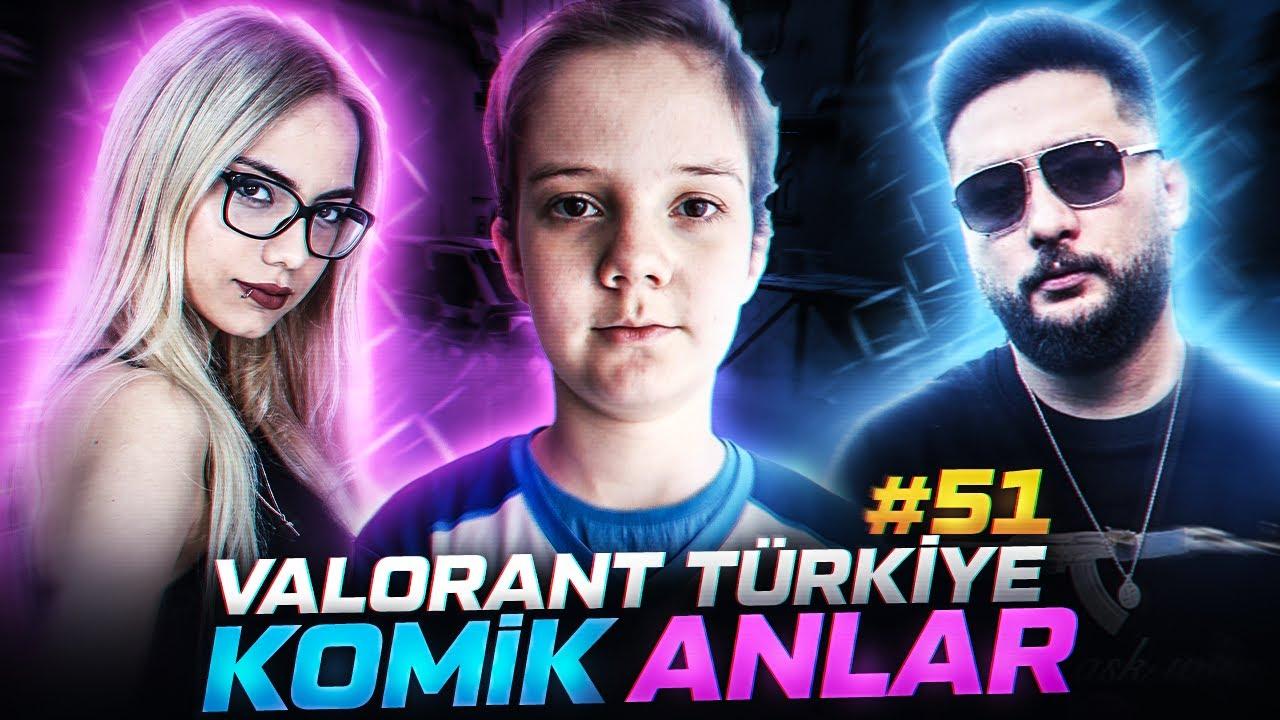 VALORANT Türkiye Komik Anlar ve En İyi Vuruşlar #51