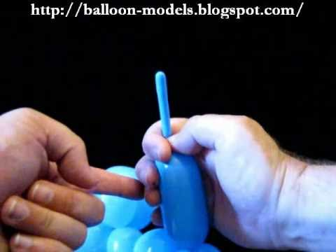 How to make a Balloon Dog - Beginners instructions