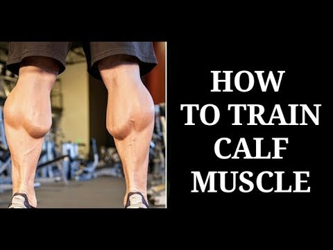 How To Get Big And Strong Calf Muscle || By FitSidd